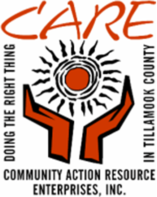 Logo- Tillamook CARE