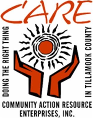 Logo- Tillamook CARE