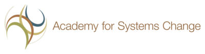 Logo - Academy for Systems Change